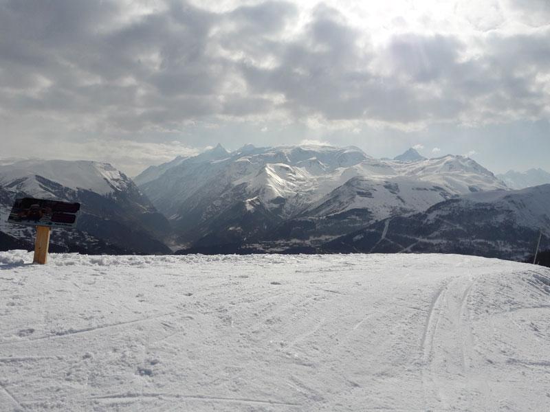 piste de ski alpe d'huez